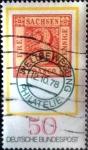 Sellos de Europa - Alemania -  Scott#1282 intercambio, 0,20 usd, 50 cents. 1978