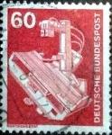 sellos de Europa - Alemania -  Scott#1176 intercambio, 0,20 usd, 60 cents. 1978
