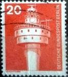 Sellos de Europa - Alemania -  Scott#1172 intercambio, 0,20 usd, 20 cents. 1976