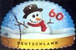 Stamps Germany -  Scott#xxx intercambio, 0,80 usd, 60 cents. 2014