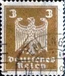 sellos de Europa - Alemania -  Scott#330 ma4xs intercambio, 0,20 usd, 3 cents. 1921