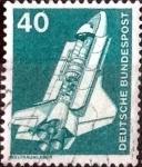 sellos de Europa - Alemania -  Scott#1174 intercambio, 0,20 usd, 40 cents. 1975