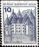 Stamps of the world : Germany :  Scott#9N391 intercambio, 0,20 usd, 10 cents. 1977