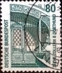Stamps of the world : Germany :  Scott#1528 intercambio, 0,20 usd, 80 cents. 1987