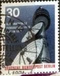 Sellos de Europa - Alemania -  Scott#9N313 intercambio, 0,55 usd, 30 cents. 1971