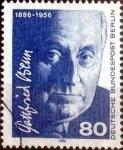 Sellos de Europa - Alemania -  Scott#9N511 intercambio, 0,25 usd, 80 cents. 1986