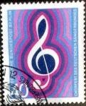 sellos de Europa - Alemania -  Scott#9N386 intercambio, 0,45 usd, 40 cents. 1976