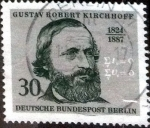 Stamps Germany -  Scott#9N345  intercambio, 0,35 usd, 30 cents. 1974