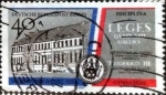 Stamps of the world : Germany :  Scott#9N582 intercambio, 0,80 usd, 40 cents. 1989