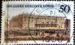 Stamps Germany -  Scott#9N501 intercambio, 0,75 usd, 50 cents. 1985