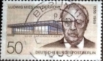 Stamps Germany -  Scott#9N508 intercambio, 1,10 usd, 50 cents. 1986