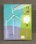 Sellos de America - Argentina -  Energía