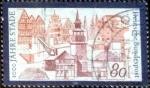Sellos de Europa - Alemania -  Scott#1820 intercambio, 0,35 usd, 80 cents. 1994