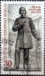 Stamps of the world : Germany :  Scott#9N417 intercambio, 0,35 usd, 30 cents. 1978