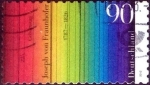 Stamps of the world : Germany :  Scott#2651 intercambio, 1,25 usd, 90 cents. 2012
