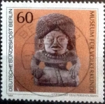 Stamps of the world : Germany :  Scott#9N490 intercambio, 1,40 usd, 60 cents. 1984