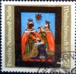 Stamps of the world : Germany :  Scott#9NB186 intercambio, 0,60 usd, 40+20 cents. 1981
