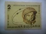 Stamps : Europe : Bulgaria :  BAAEHTNHA TEPEWKOBA BOCTOK 6
