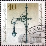 Stamps of the world : Germany :  Scott#9N431 intercambio, 0,60 usd, 40 cents. 1979