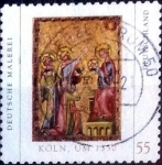 Stamps of the world : Germany :  Scott#2305 intercambio, 0,75 usd, 55 cents. 2005