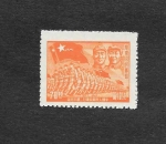 Stamps China -  5L77 - Marcha Militar