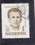 Stamps Hungary -  LATINKA SÁNDOR- político