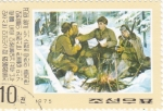 Stamps : Asia : North_Korea :  SOLDADOS