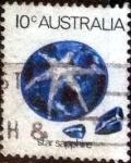 Sellos de Oceania - Australia -  Scott#562 intercambio, 0,20 usd, 10 cents. 1974