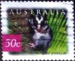 Stamps Australia -  Scott#2169 intercambio, 0,70 usd, 50 cents. 2003