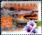 Sellos del Mundo : Oceania : Australia : Scott#1526 ja intercambio, 0,35 usd, 20 cents. 1997