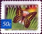 Stamps of the world : Australia :  Scott#2164 intercambio, 0,70 usd, 50 cents. 2003