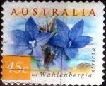 sellos de Oceania - Australia -  Scott#1742D intercambio, 0,50 usd, 45 cents. 1999
