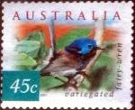 sellos de Oceania - Australia -  Scott#1988 intercambio, 0,65 usd, 45 cents. 2001