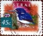 sellos de Oceania - Australia -  Scott#1537 intercambio, 0,50 usd, 45 cents. 1997