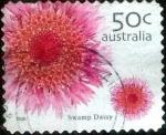sellos de Oceania - Australia -  Scott#2400 intercambio, 0,75 usd, 50 cents. 2005