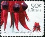 sellos de Oceania - Australia -  Scott#2397 intercambio, 0,75 usd, 50 cents. 2005