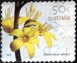 Stamps Australia -  Scott#2620 intercambio, 0,20 usd, 50 cents. 2007