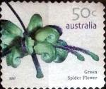 sellos de Oceania - Australia -  Scott#2618 mb intercambio, 0,25 usd, 50 cents. 2007