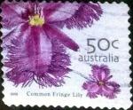 Sellos de Oceania - Australia -  Scott#2399 intercambio, 0,75 usd, 50 cents. 2005