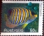 Sellos de Oceania - Australia -  Scott#3281 intercambio, 0,25 usd, 60 cents. 2010