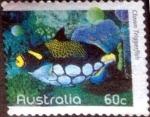 Stamps Australia -  Scott#3278 dm1g2 intercambio, 0,25 usd, 60 cents. 2010