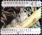 Sellos de Oceania - Australia -  Scott#1246 intercambio, 0,75 usd, 45 cents. 1992