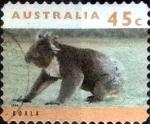 Sellos de Oceania - Australia -  Scott#1294D intercambio, 0,50 usd, 45 cents. 1995