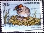 Sellos de Oceania - Australia -  Scott#683 intercambio, 0,20 usd, 20 cents. 1978