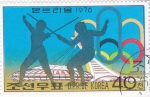 Sellos del Mundo : Asia : Corea_del_norte : JUEGOS OLIMPICOS