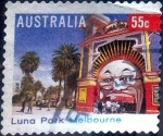 sellos de Oceania - Australia -  Scott#2941 intercambio, 0,30 usd, 55 cents. 2008