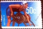 Sellos del Mundo : Oceania : Australia : Scott#2639 ja intercambio, 0,25 usd, 50 cents. 2007