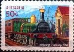 sellos de Oceania - Australia -  Scott#2291 intercambio, 0,90 usd, 50 cents. 2004