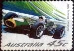 Sellos de Oceania - Australia -  Scott#2043 intercambio, 0,70 usd, 45 cents. 2002