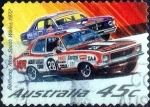 Sellos de Oceania - Australia -  Scott#2044 intercambio, 0,70 usd, 45 cents. 2002